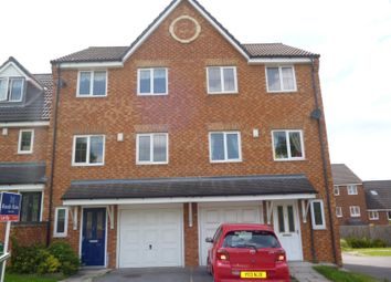 Thumbnail 4 bed detached house for sale in Fairfax Drive, Pontefract, West Yorkshire