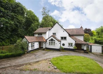 Thumbnail 4 bedroom detached house for sale in Cropwell Road, Radcliffe On Trent, Nottingham
