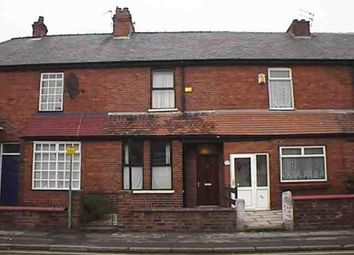 Thumbnail 2 bedroom terraced house to rent in Sinderland Road, Broadheath, Altrincham
