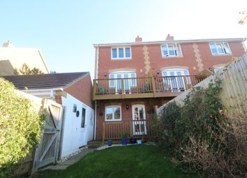 3 bed town house for sale in Phoenix Drive, North Harbour, Eastbourne BN23