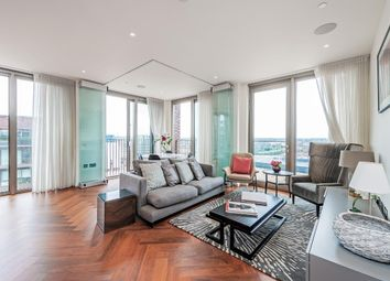 2 bed flat for sale in Capital Building, Embassy Gardens, 8 New Union Square, Nine Elms, London SW11