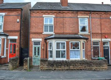 Thumbnail 3 bed end terrace house for sale in Crossman Street, Nottingham, Nottinghamshire