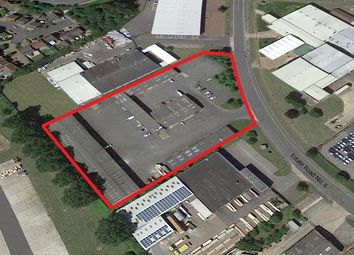 Thumbnail Light industrial to let in South Humberside Industrial Estate, Estate Road No 6, Grimsby, Lincolnshire