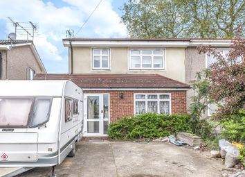 Thumbnail 4 bed semi-detached house for sale in Boniface Gardens, Hatch End