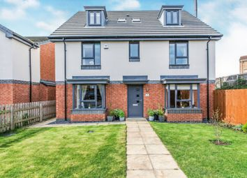 Thumbnail 5 bed detached house for sale in Orion Way, Balby, Doncaster