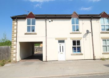 Thumbnail 4 bed terraced house to rent in Main Street, Methley, Leeds