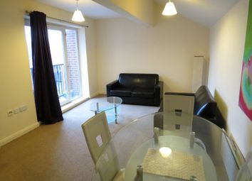 Thumbnail 2 bed flat to rent in City Link, Eccles New Road, Eccles