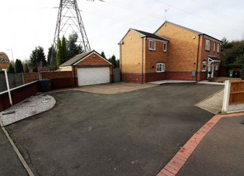 Thumbnail 3 bedroom semi-detached house for sale in Rochester Croft, Walsall