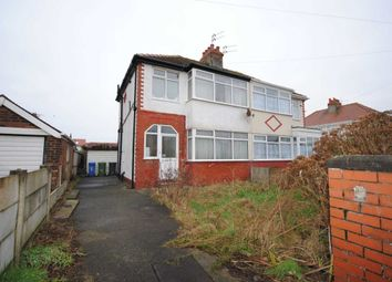 Thumbnail 1 bed flat to rent in Westmorland Avenue, Thornton-Cleveleys