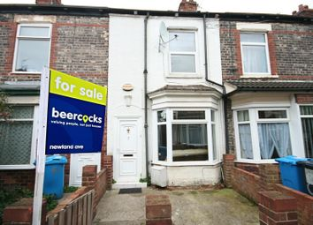 Thumbnail 2 Bedroom Terraced House To Rent In Ferndale Edge Be Street Hull