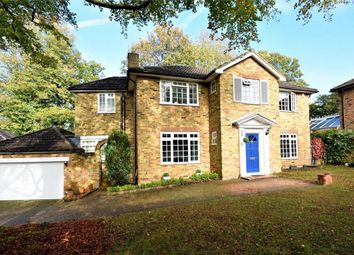 Thumbnail 5 bed detached house for sale in Devonshire Drive, Camberley, Surrey
