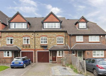 Thumbnail 4 bed terraced house to rent in Virginia Place, Cobham, Surrey
