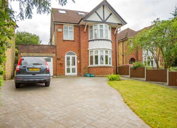 Thumbnail 4 bed detached house to rent in Cranborne Avenue, Maidstone, Kent