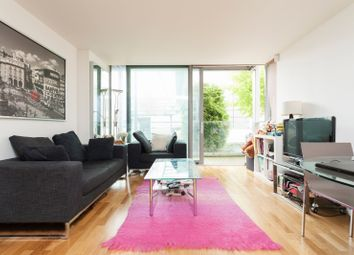 Thumbnail 1 bed property to rent in South Stand Apartments, Highbury Stadium Square, London