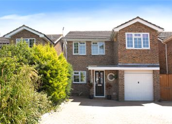 Thumbnail 4 bed detached house for sale in Cherry Avenue, Yapton, Arundel