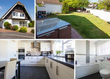 Thumbnail 4 bed detached house for sale in Springfield Close, Rhiwderin, Newport