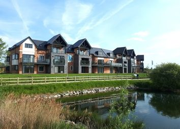 Thumbnail 2 bed flat to rent in Lakeside, Barton Marina, Barton Under Needwood, Staffs