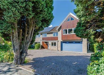 Thumbnail 6 bed detached house for sale in Porson Road, Trumpington, Cambridge