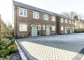 Thumbnail 3 bed semi-detached house for sale in Wilmot Close, Bishopstoke, Eastleigh, Hampshire