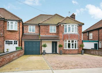 Thumbnail 5 bedroom detached house for sale in Hempland Avenue, Stockton Lane, York