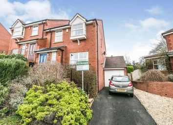 3 bed semi-detached house for sale in Abberley View, Lansdowne, Worcester, Worcestershire WR3