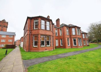 Thumbnail 2 bed flat for sale in Willow Drive, Cheddleton, Leek