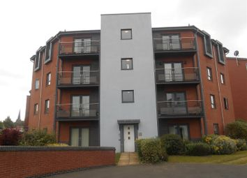 Thumbnail 2 bed flat to rent in Pear Tree Close, Lichfield