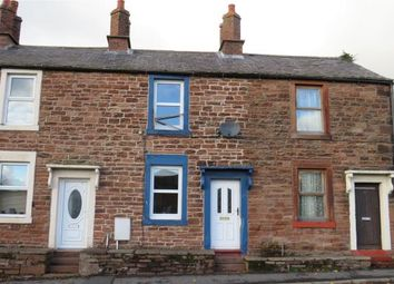 Thumbnail 2 bed terraced house for sale in East End, Wigton, Cumbria