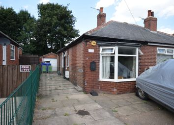 Thumbnail 1 bed semi-detached bungalow for sale in College Road, Castleford