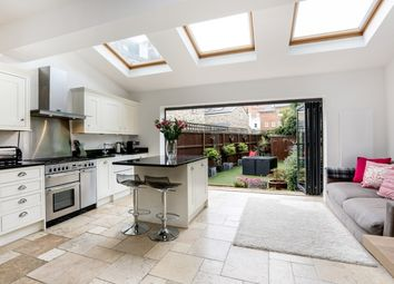 Thumbnail 4 bed end terrace house to rent in Farquhar Road, London