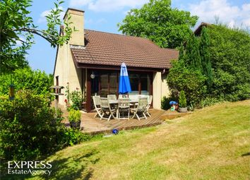 Thumbnail 4 bed detached house for sale in Bridgwater Road, Winscombe, Somerset