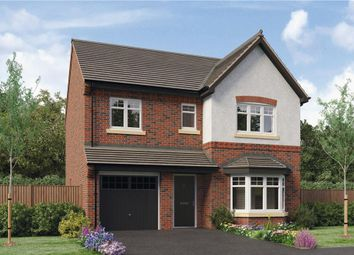 "Thumbnail 4 bed detached house for sale in ""Whitwell"" at Woodcock Way, Ashby-De-La-Zouch"