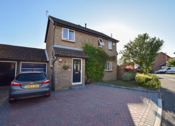 Thumbnail 3 bed detached house for sale in Telham Close, Hastings