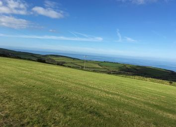 Thumbnail Land for sale in Sartfield Farm Sartfell, Kirk Michael, Isle Of Man