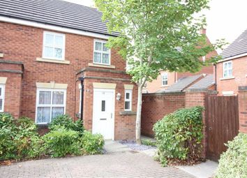 Thumbnail 2 bed end terrace house to rent in Wright Way, Stoke Gifford, Bristol