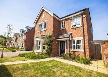 Thumbnail 4 bedroom detached house for sale in Binfields Farm Lane, Chineham, Basingstoke