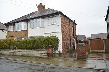 Thumbnail 3 bedroom semi-detached house to rent in 19 Southcroft Road, Wallasey