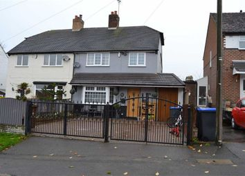 Thumbnail 3 bed semi-detached house for sale in Whitfield Street, Leek