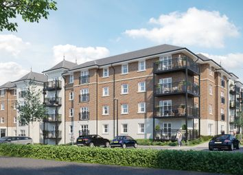 Thumbnail 2 bed flat for sale in Plot 7, Lewis House, Queensgate, Farnborough, Hampshire