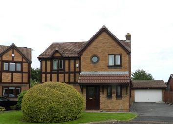 Thumbnail 4 bed detached house to rent in Springmount, Lowton
