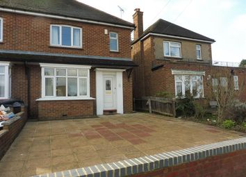 Thumbnail 3 bedroom semi-detached house to rent in Water Eaton Road, Bletchley, Milton Keynes