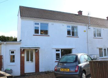 Thumbnail 2 bed semi-detached house for sale in Maytree Avenue, West Cross, Swansea