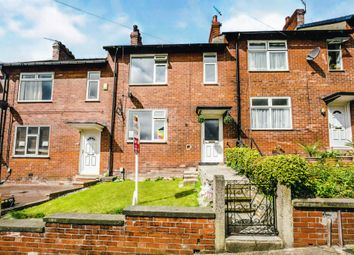 Thumbnail 3 bed terraced house for sale in North Bank Road, Birkby, Huddersfield