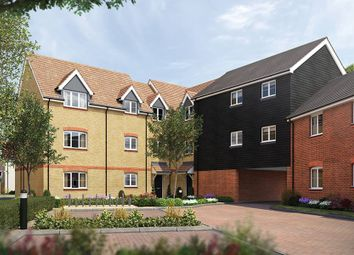 "Thumbnail 1 bed flat for sale in ""Commodore House - Second Floor - Plot 54"" at Shopwhyke Road, Chichester"