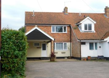 Thumbnail 3 bed end terrace house to rent in Lower Street, Horning, Norwich