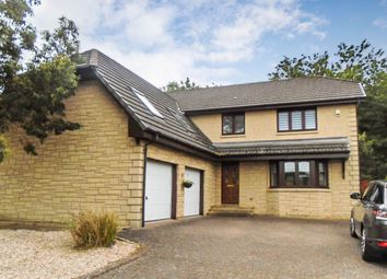 Thumbnail 4 bed detached house to rent in Somerville Way, Glenrothes