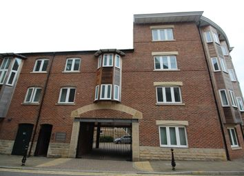 Thumbnail 2 bed flat for sale in Back Silver Street, Durham