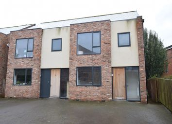 Thumbnail 3 bed town house for sale in Mersey Lane South, Rock Ferry, Birkenhead
