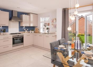"Thumbnail 3 bed semi-detached house for sale in ""Finchley"" at Tay Road, Lubbesthorpe, Leicester"