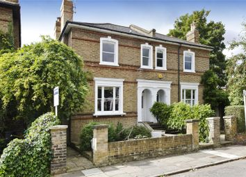 Thumbnail 4 bed semi-detached house for sale in Victoria Road, Twickenham, Middlesex